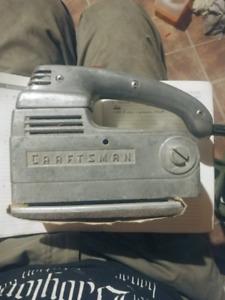 Craftsman sander/polisher