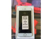 Iphone 6 16gb o2 giff gaff
