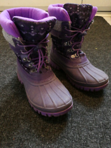 Kid Winter Boots Various Sizes