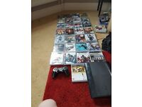 Playstation 3 super slim with 29 games