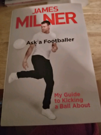 James Milner - ask a footballer - Brand New