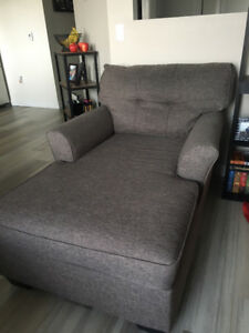 Ashley Furniture - Tibbee Chaise