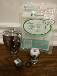 Brand new Massage showerhead and other accessories