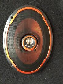 2 edge 6x9 speakers