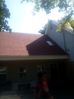U need a roofer am your guy
