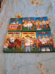 King of the hill series