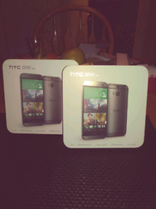 HTC ONE M8 comme neuf