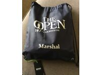 147th Open @ Carnoustie goody bag