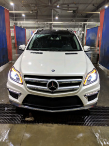 2014 Mercedes-Benz GL 350 BT 4 MATIC