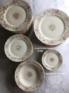 English Fine Bone china - La Salle Bavaria priced to sell
