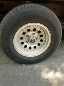 American racing mags 16inch 5x135