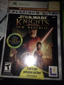 Some rare working Star Wars game for the original xbox Strathcona County Edmonton Area image 3