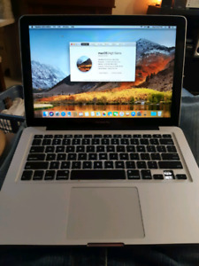 Macbook Pro 13inch (6gb, 1tb)