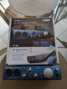 Presonus Audiobox iTwo audio interface