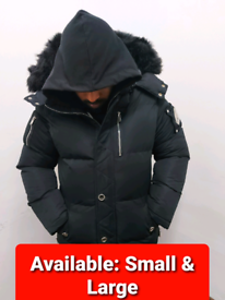 Moose Knuckle Coat - Small & Large