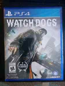 Brand new sealed Watch Dogs PS4