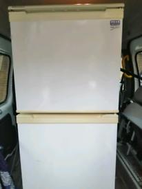 Beko fridge /freezer H 140cm Fully working Can deliver