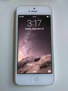 Apple iPhone 5 64Gb for Telus , Koodo and Public Mobile