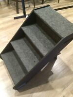 New pet stairs