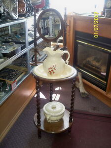 Antique Washstand Strathcona County Edmonton Area image 1