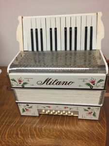 Milano  accordion