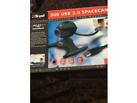 Spacecam 360 webcam.