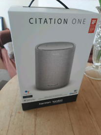 Harman Kardon Citation one speaker