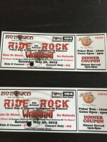 Ride Rock Poker Run Konquer Motorcycles