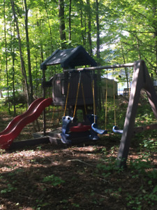 Amazing Outdoor Play Structure from Toys R Us