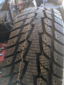 Winter tires 235/70/16 on ford 8 bolts rims
