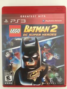 LEGO Batman 2 DC Super Heroes (CD PS3)