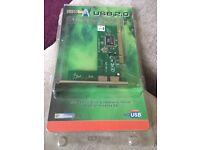 USB drive installer