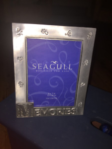 Seagull Pewter 5x7 Frames * REDUCED