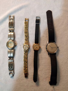 Various Women's Watches