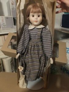 FROM AN OLD DOLL COMPANY  - SIGIKID--GERMANY DOLL CALLED HIDIE
