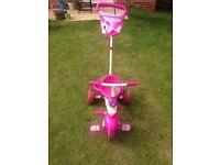 Smart Trike 4 in 1 Safari Pink Flamingo
