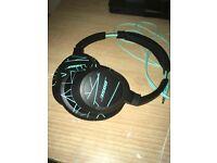 Bose Sound True Over Ear Headphones (Mint & Black)