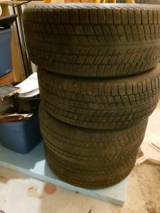 235/55R16 BFG Traction T/A's