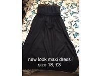 Ladies size 18 clothing