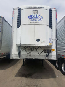 **2005 / 53' Utility Reefer Trailer on Sale**