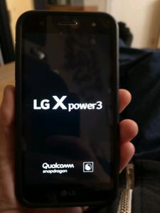 Lg xpower 3 unlocked 2018 phone