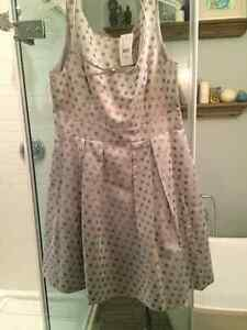 Laura Holiday Dress Fit and Flare size16