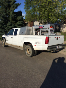 1990 Chevy truck and Welding Unit