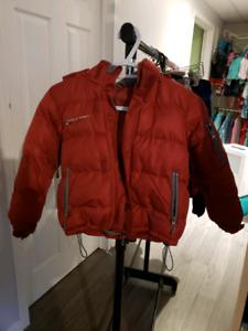 Manteau d'hiver 4-5 ans