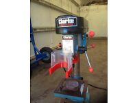 Clarke pillar/bench drill