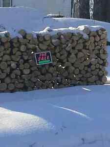 Firewood cut split delivered