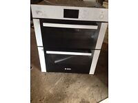 Double oven Electric (BOSCH)