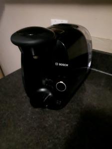 Bosch TAS1002 Freestanding Fully-auto Espresso machine