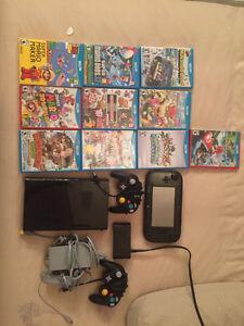 Console + jeu Wii u a vendre