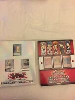 Mass Yugioh card rare collection + assorted box